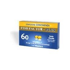 Fish Factor Plus 60 Perle 40,8g
