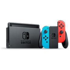 NINTENDO - Switch Joy-Con Neon Rosso Blu