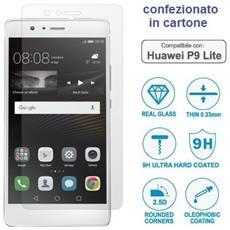 Pellicola Di Vetro Per Huawei P9 Lite Wimitech Top Quality C. cart.