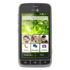 """Liberto 820 Mini Nero Display 4"""" Slot MicroSD Storage 4GB Fotocamera 5 Mpx Android 4.4.2 - Europa RICONDIZIONATO"""