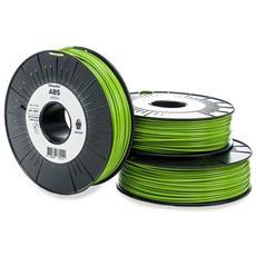 Filamento Per Stampante 3d Abs - M2560 Green 750 - 206127 Plastica Abs 2.85 Mm Verde 750 G