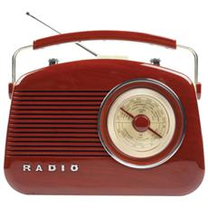 HAV-TR710BR, C, Portatile, Dial scale, Analogico, AM, FM, AC, Batteria
