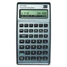 Calcolatrice Finanziaria Blu