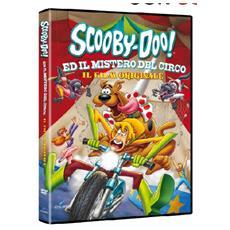 Dvd Scooby-doo! Ed Il Mistero Del Circo