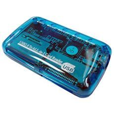 BT-R-019 Card Reader 16in1 USB2.0