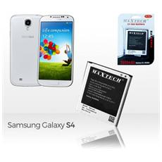 Batteria Compatibile Samsung Galaxy S4 (9500) Maxtech Li-ion Battery 2600mah T014