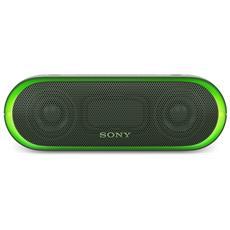 Speaker Portatile SRS-XB20 Bluetooth NFC – Verde