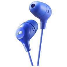 Auricolari Cablato HA-FX38-A-E Colore Blu