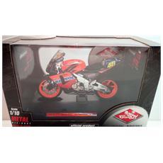 Modellino Moto Honda - Honda Rc211v - Team Honda - Valentino Rossi - Ref13690 - Scala 1:10