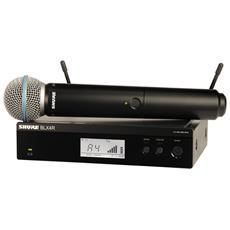 Radiomicrofono Blx24e / Beta58