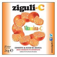 Ziguli' C Vit. c Arancia