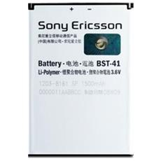 Batteria Originale Sony Ericsson 1500mah Tipo Bst-41