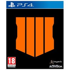 PS4 - Call of Duty: Black Ops 4 - Day one: 12 Ottobre 2018