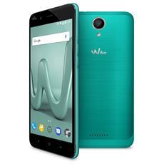 "Harry Verde Dual Sim Display 5"" HD Ram 3GB Storage 16GB +Slot MicroSD Wi-Fi + 4G Fotocamera 13Mpx Android - Italia RICONDIZIONATO"