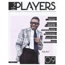 The players. magazine. fashion style, contemporary design, travel. 9.