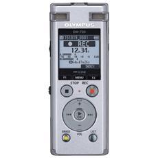 DM-720 + AS-2400 Memoria interna Argento dittafono