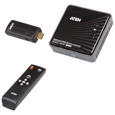 VE819 AV transmitter & receiver Nero moltiplicatore AV