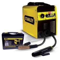 Saldatrice Stanley monofase per lavori di fai da te con accessori