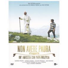 Dvd Non Avere Paura-un'amicizia Con Papa