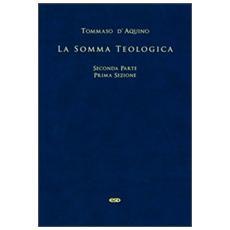 La somma teologica. Testo latino a fronte. Vol. 2
