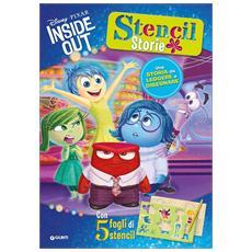 Disney Pixar - Inside Out (Stencil Storie)