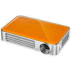 Proiettore Qumi Q6 DLP WXGA 800 ANSI Lumens Rapporto di contrasto 30.000:1 HDMI / USB