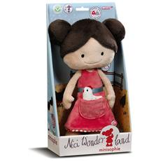 Bambola Minisophie in peluche