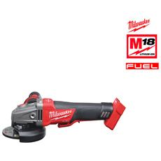 Angle Grinder Milwaukee M18 Carburante Cag125xpdb-0x 18v Senza Caricabatteria 4.933.451,427 Mila