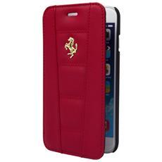 """FE458GFLBKP6RE 4.7"""" Custodia a libro Rosso custodia per cellulare"""