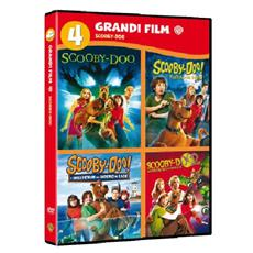 Dvd 4 Grandi Cartoni-scooby-doo
