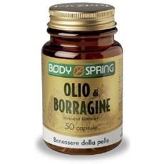 Body Spring Olio Borragine 50 Capsule Angelini
