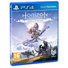 SONY - PS4 - Horizon Zero Dawn Complete Edition