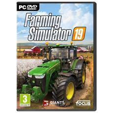 PC GAME - Farming Simulator 19 - Day one: NOV 18