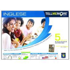 Tell me more. Inglese. Kit 5 livelli. Nuova versione 10.0. Ediz. italiana e inglese. Con CD-ROM