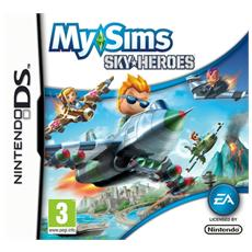 NDS - MySims Sky Heroes