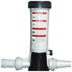321443 Dispenser di cloro in linea