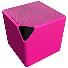 Mini Box BT14RS Rosa BTooth 3w Led