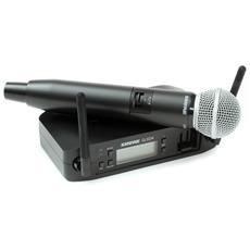 Radiomicrofono Glxd24e / Sm58