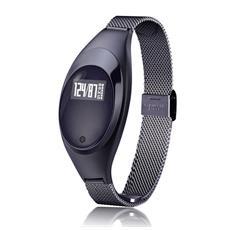 Smart Band Orologio Donna Fitness Z18 Bluetooth Cardio Contapassi Calorie