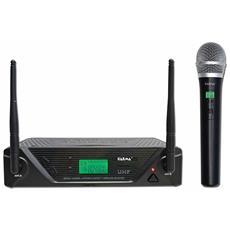 Set 7430 - Radiomicrofono Palmare Uhf