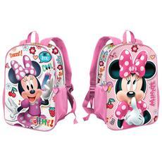 b94e3934df KARACTERMANIA - Minnie Mouse Ohmy!-dual Backpack Zainetto Asilo