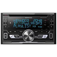 DPX-5100BT 50W Bluetooth Nero autoradio
