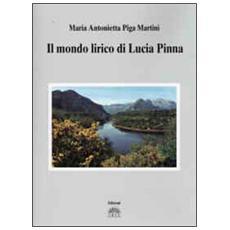 Il mondo lirico di Lucia Pinna