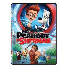 Dvd Mr. Peabody E Sherman