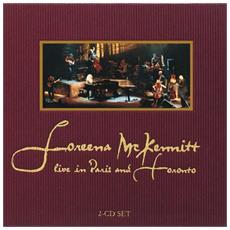Loreena Mckennitt - Live In Paris & Toronto (2 Cd)