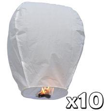10 Lanterne Volante