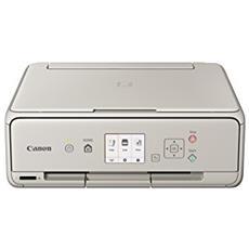 Stampante Multifunzione Pixma TS6052 Inkjet a Colori Stampa Copia Scansione A4 10 ipm WiFi USB 2.0