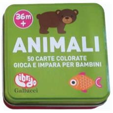 Flash Card - Animali