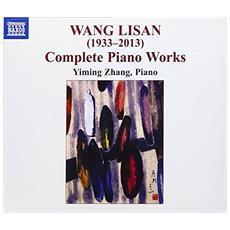 Lisan Wang - Piano Works