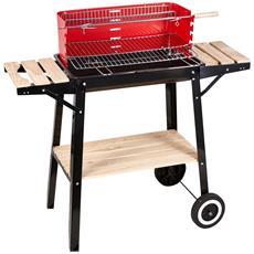 Barbecue Rett. cm 93x33 H85